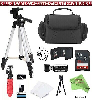 11 Must Have Professional Camera Accessories for Canon, Nikon, Sony Bundle Kit