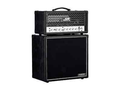 Monoprice 30-Watt 1x12 Guitar Stack Tube Amplifier With Celestion V30 and Reverb