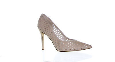 Nine West Womens Beige Pumps Size 8.5 (702573)
