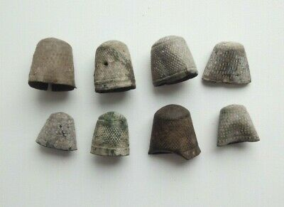 Ancient Artifact. Thimbles.