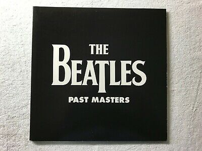 The Beatles Past Masters LP 5099969943515