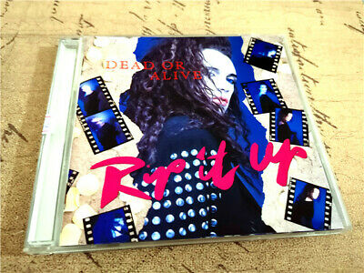 Dead Or Alive – Rip It Up 25・8P-5147 JAPAN CD E195-54