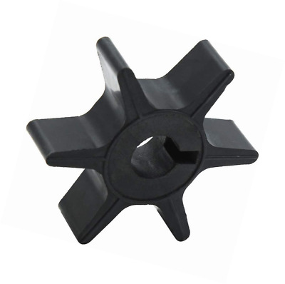 uxcell/® Boat Outboard Water Pump Impeller Replacement Black for Mercury 15hp 47-42038-2