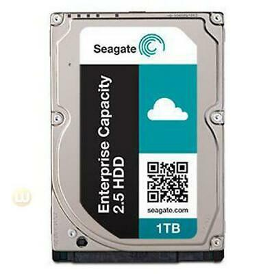"SEAGATE Enterprise Capacity 2.5"" HDD SATA 6Gb/s 512E 1TB  7200RPM Hard Drive"