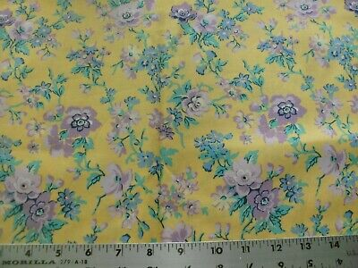 3 YARDS @ $4.//YD QUILT FABRIC QUILTERS CANDY  BY CONNECTING THREADS 00015