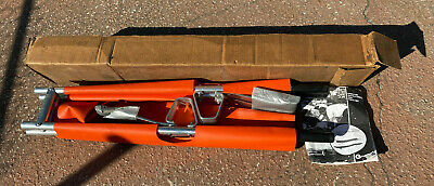 New Ferno Folding Emergency Evacuation Stretcher 108 Series includes manual
