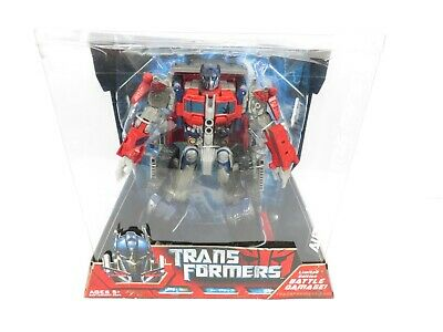 Transformers - The Movie - Optimus Prime, Battle Damage (voyager) NEW