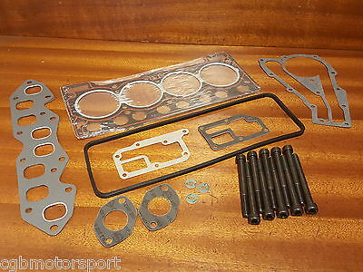 GUARNIZIONI MOTORE RENAULT 5 ALPINE TURBO ENGINE GASKET WITH HEAD GASKET