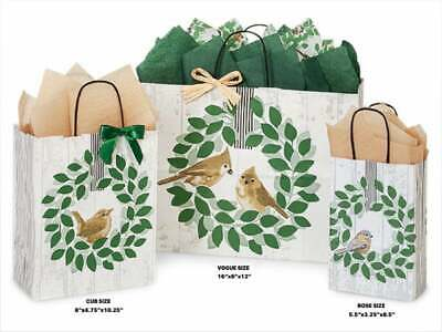 TURQUOISE POLKA DOTS Design Party Gift Paper Bag ONLY Choose Size /& Pack Amount