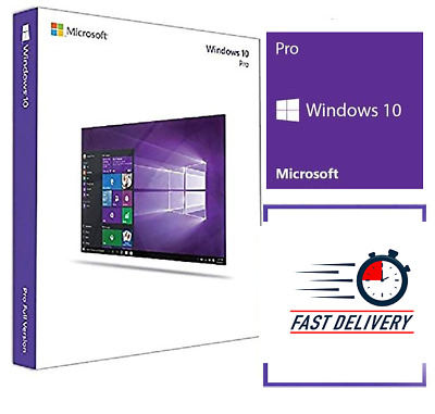 🔥 Windows 10 Pro Key 32/64 Bits 🔥 Genuine Global Multilanguage Fast Delivery🔥