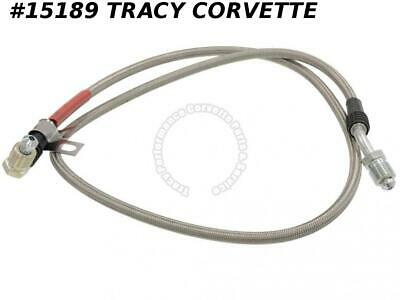 GM #10150086 12509314 USA FREE SHIPPING 1991-96 Corvette Clutch Hose Stainless