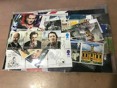 250 1st Class Stamps First Class Postage NEW GENUINE Gum Discount 80%!!