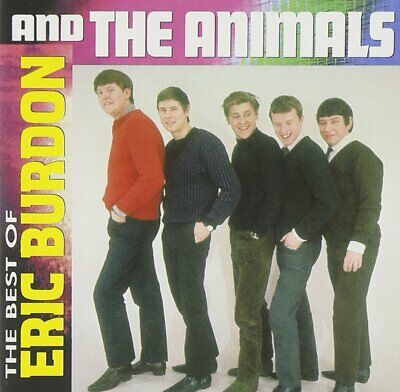Eric Burdon And The Animals Best Of CD NEW Monterey/Sky Pilot/To Love Somebody+