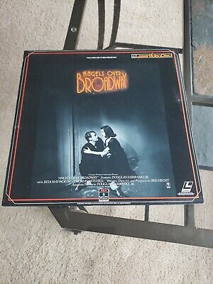 Angels Over Broadway:  Laser Disc