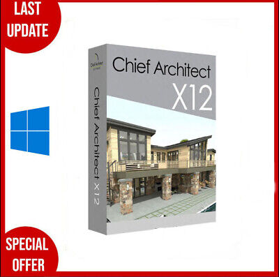 Chief Architect Premier X12✔️Full Version✔️Life Time✔️Fast Delivery✔️