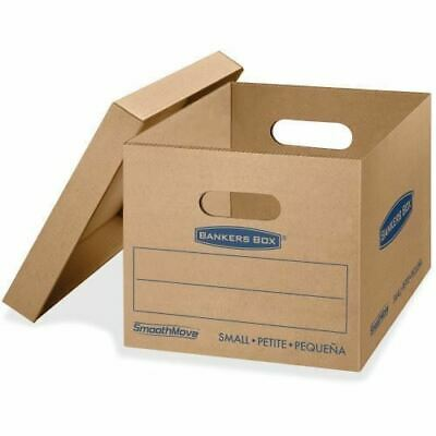 Fellowes Lift-Off Lid Classic Small Moving Boxes 7714203