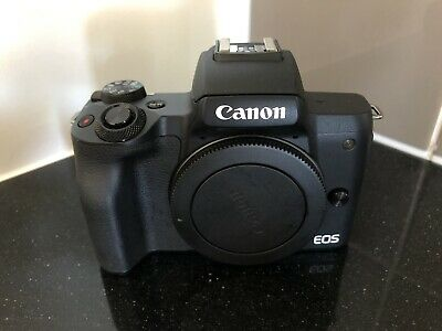 Canon M50 w/ 15-45mm (GREAT CONDITION)
