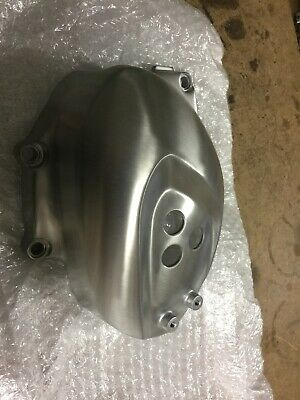 Triumph Thruxton 1200 Brushed Sprocket Cover NEW 2016-20