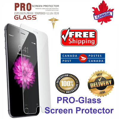 Premium PRO-Glass Tempered Glass Screen Protector for iPhone Free Shipping