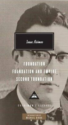 Foundation Trilogy by Asimov  New 9781841593326 Fast Free Shipping*-