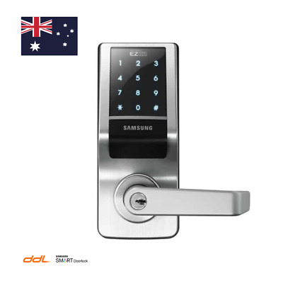 Brand New Samsung PIN Code Keyless Door Lock (One-Time Code available) SHS-7020