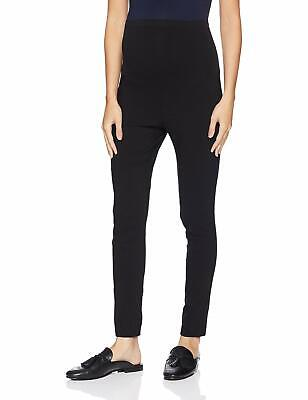 Motherhood Maternity Womens Pant Black Size Large L High-Rise Stretch $39 938