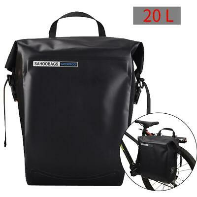 BAGS CROSSO Dry Waterproof set of Two panniers  2 x 30L Panners touring