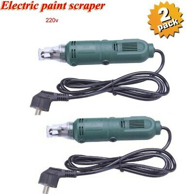 2X DF-6 Handheld Enameled Wire Stripping Varnished Copper Wire Electric Stripper