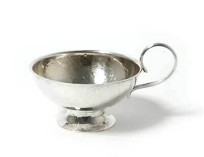 Silver punch cup.  Sweden, Sweden, Haparanda, Persson Aktiebolag C O, year 1952.