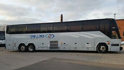 1996 Prevost Coach Bus H3-45