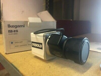Ikegami ISD-A15 Color Camera