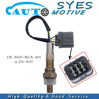5 Wire Air Fuel Ratio Wideband Oxygen Sensor For 92-00 Civic 1.6L D16Y5  # 24300