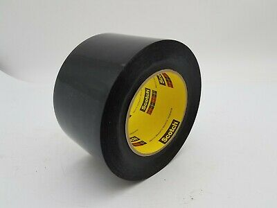 Scotch 3M 481 Polyethylene Plastic Preservation Sealing Tape 3 x 36 Yard Black