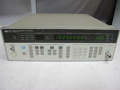 HP Agilent 8657A Synthesized Signal Generator, 0.1-1040 MHz