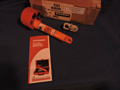 Salisbury High Voltage Detector Kit Audio/visual 500kv 4344 ~New