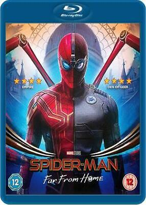 Spider-Man: Far from Home Blu-ray (2019)