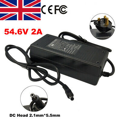 26V//48V Ebike Li-ion LiPo DC Head Lithium Battery Charger for Electric Bicycle