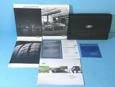 19 2019 Ford Explorer owners manual with Navigation//SYNC BRAND NEW