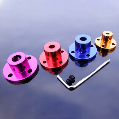 Metal Rigid Flange Coupling Motor Guide Shaft Coupler Support Fixed Bearing Seat