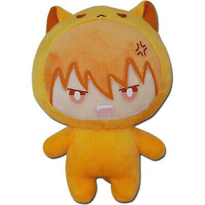 Fruits Basket Kyo Sohma Orange Cat Cosplay Suit Plush 6-inch Official Licensed