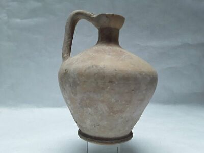 A Bronze Age Cypriot Pottery Pitcher
