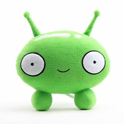 10'' Final Space Mooncake Plush Figure Toy Soft Stuffed Doll for Kids Gift