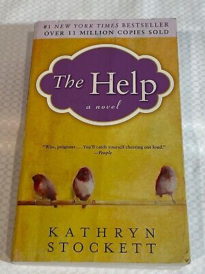 The Help - Paperback By Stockett, Kathryn - VERY GOOD