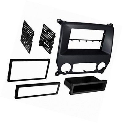 Best Kit BKGMK325BM 2014 Chevy Silverado Single ISO Pocket or DB DIN