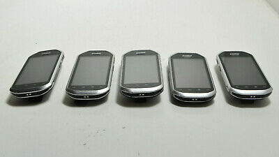 Lot of 5 - Symbol / Zebra MC40N0 Industrial Barcode Scanners with Kit Kat 4.4