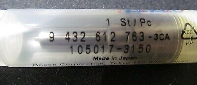 MITSUBISHI BOSCH Diesel Nozzle Fuel Injector 9432610771 105017-2760 NEW SEALED
