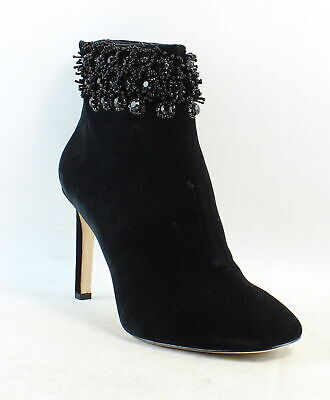 Imagine by Vince Camuto Womens Lura Black Fashion Boots Size 10 (725091)