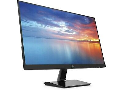 HP 27inch 75hz Monitor