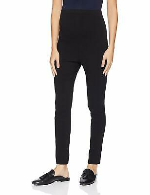 Motherhood Maternity Womens Pant Black Size Large L High-Rise Stretch $39 113