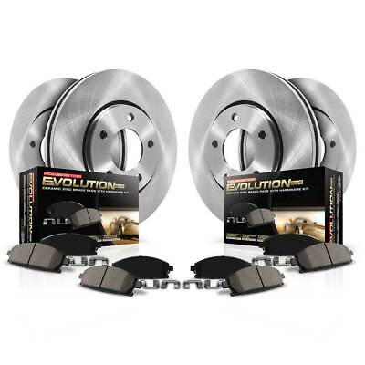 1-Click OE Replacement Brake Kit KOE126 Autospecialty